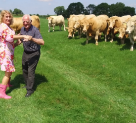 'Old fashioned' gentleman farmer remembered by singer