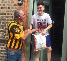 Kilkenny farmer delivers 'Olympian spuds'