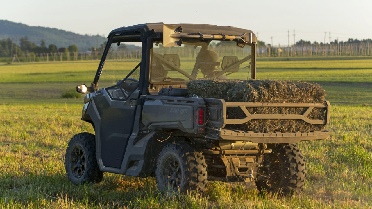Can-Am brings new level of 'awesomeness' to the agricultural sector