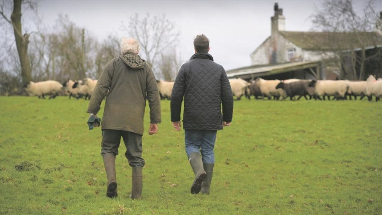 Government 'must ensure there is a future in farming for young people'