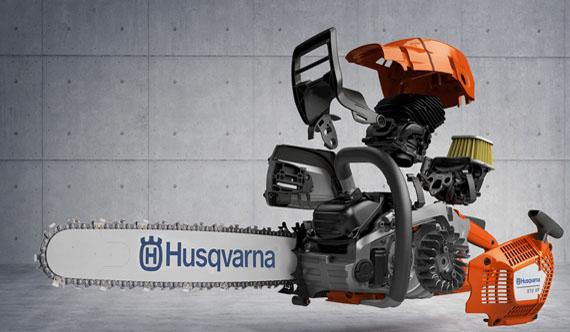 husqvarna engines shortage