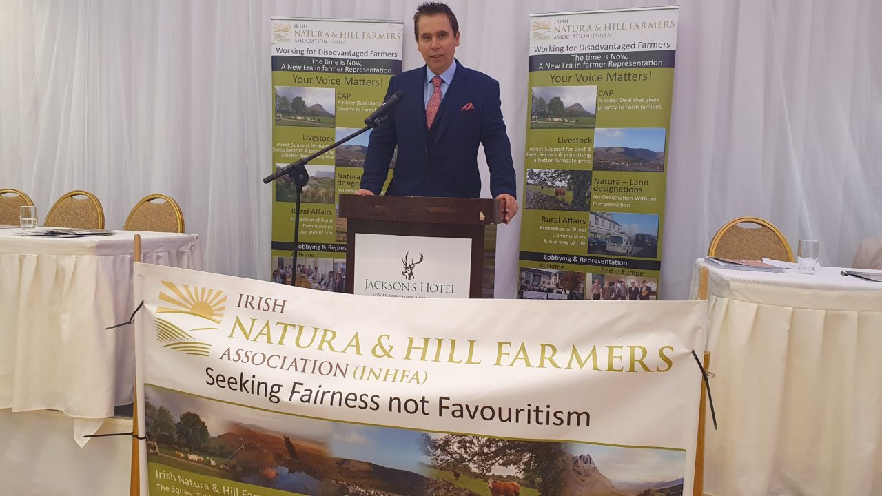 Lack of 'just transition' in Budget 2022 is a 'warning' to all farmers