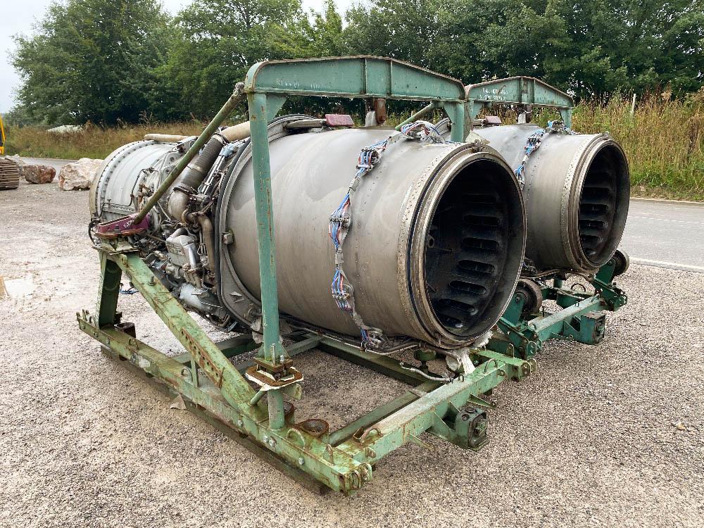 Rolls royce Spey turbofan