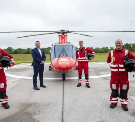 Bull attack leads mother to plea for Air Ambulance funding