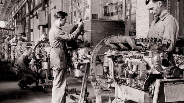 Charles Chapman: The forgotten genius of Perkins Engines