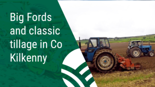 Big Fords and classic tillage in Co Kilkenny