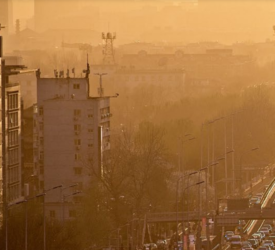 Air pollution reducing life expectancy by two years – report