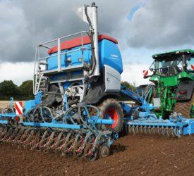 机械焦点:土壤在Lemken Demo Day参加中心舞台