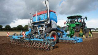 机械焦点:土壤在莱姆肯演示日的中心舞台
