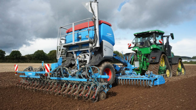 Machinery Focus: Soil takes centre stage at Lemken demo day
