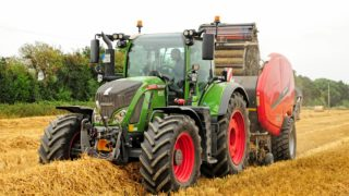 Machinery Focus: Video – Kverneland sets continuous pace with round baler