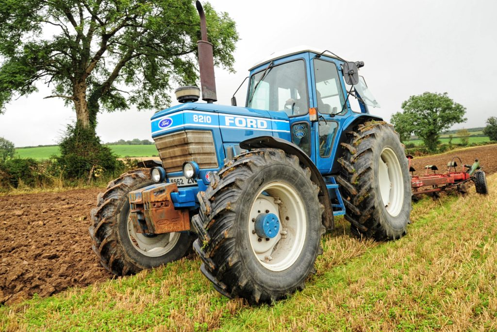 Ford tractor kilkenny