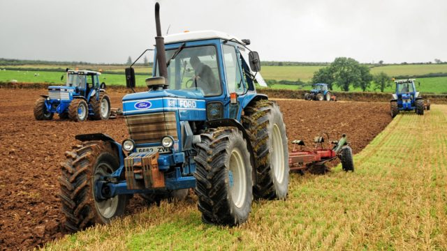 Machinery Focus: Video – Big Fords and classic tillage