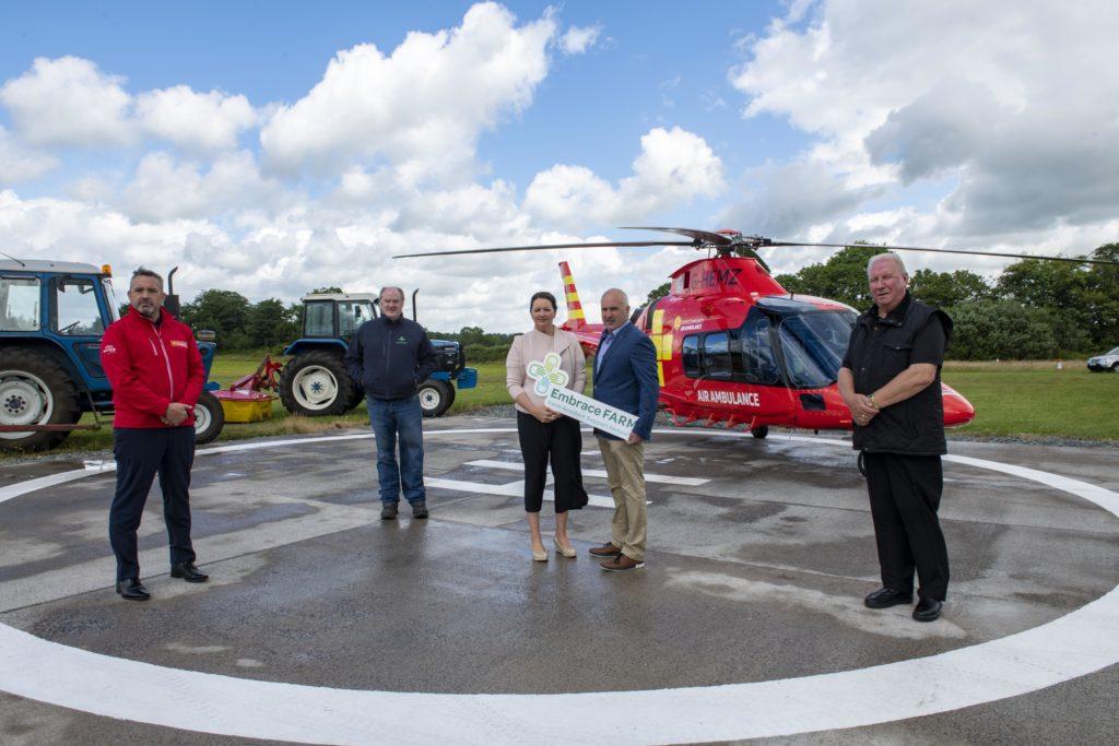 爱尔兰社区空中救护