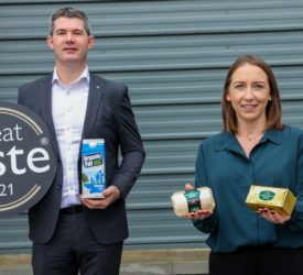4 Aurivo products secure star rating at Great Taste Awards