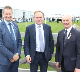 Eustice confirms the importance of farming and food in Northern Ireland