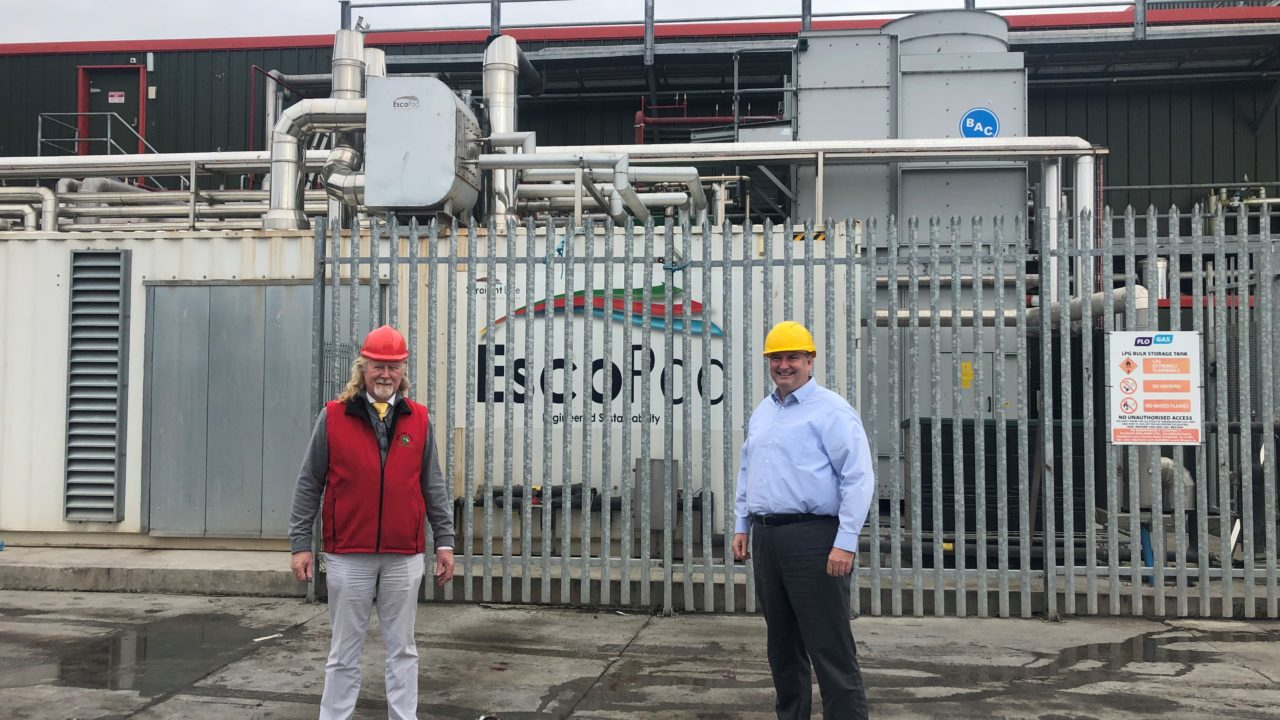 Collaboration to 'decarbonise heat in meat processing'