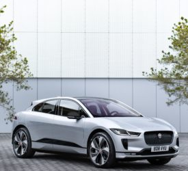 Jaguar Land Rover to provide fleet of electric vehicles for climate summit
