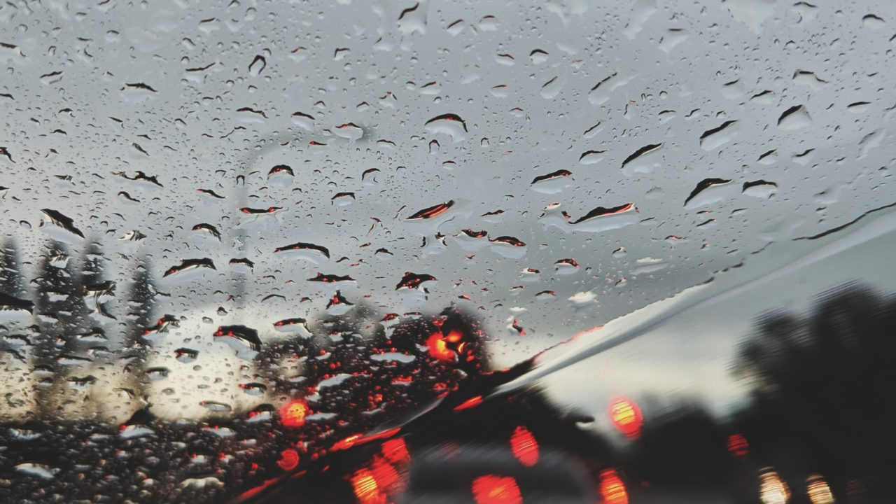 Ensure you can 'see and be seen' when driving in the dark and bad weather