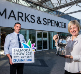 Balmoral Show: New prize unveiled for NI's top young beef handler