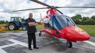 Farm Family Draw 'lifts off': Monthly prizes of €1,000 to help save lives