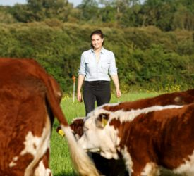 CAP: Government commits to supporting female farmers