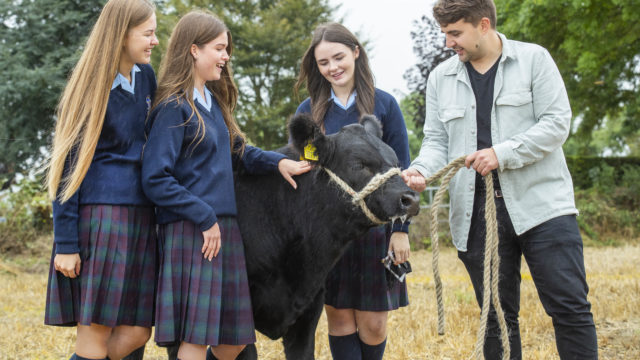 Dublin students among finalists in Certified Angus school competition