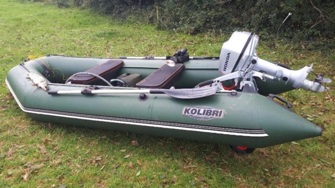 2 men convicted and fined for illegal fishing in Louth
