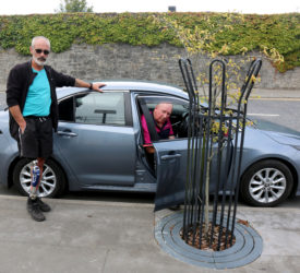 Galway farmer highlights disabled parking problems