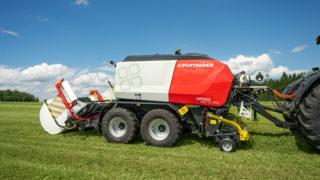 Pottinger updates its Impress baler range