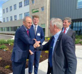 Taoiseach opens National Food Innovation Hub at Moorepark