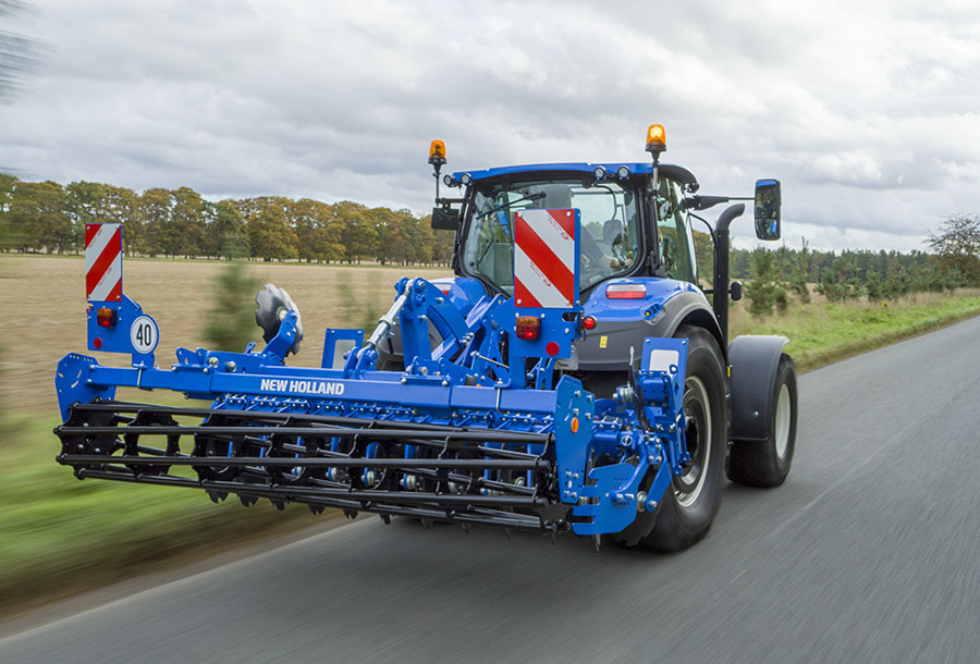 New Holland adds compact disc harrows to tillage range