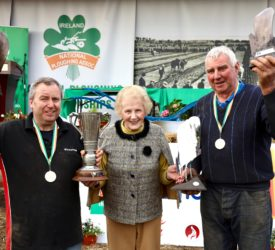 Wexford duo claim national titles as 90th 'Ploughing' draws to close