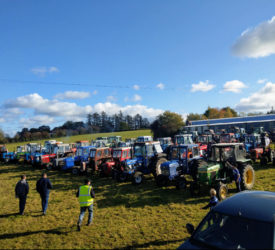 Vintage tractor and car run set to motor this weekend