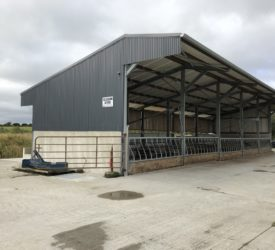 Time to get 'winter ready' as the housing of cattle nears for some