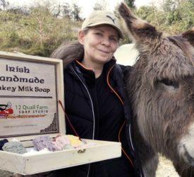 From quail eggs to donkey milk soap, Leitrim raises the bar