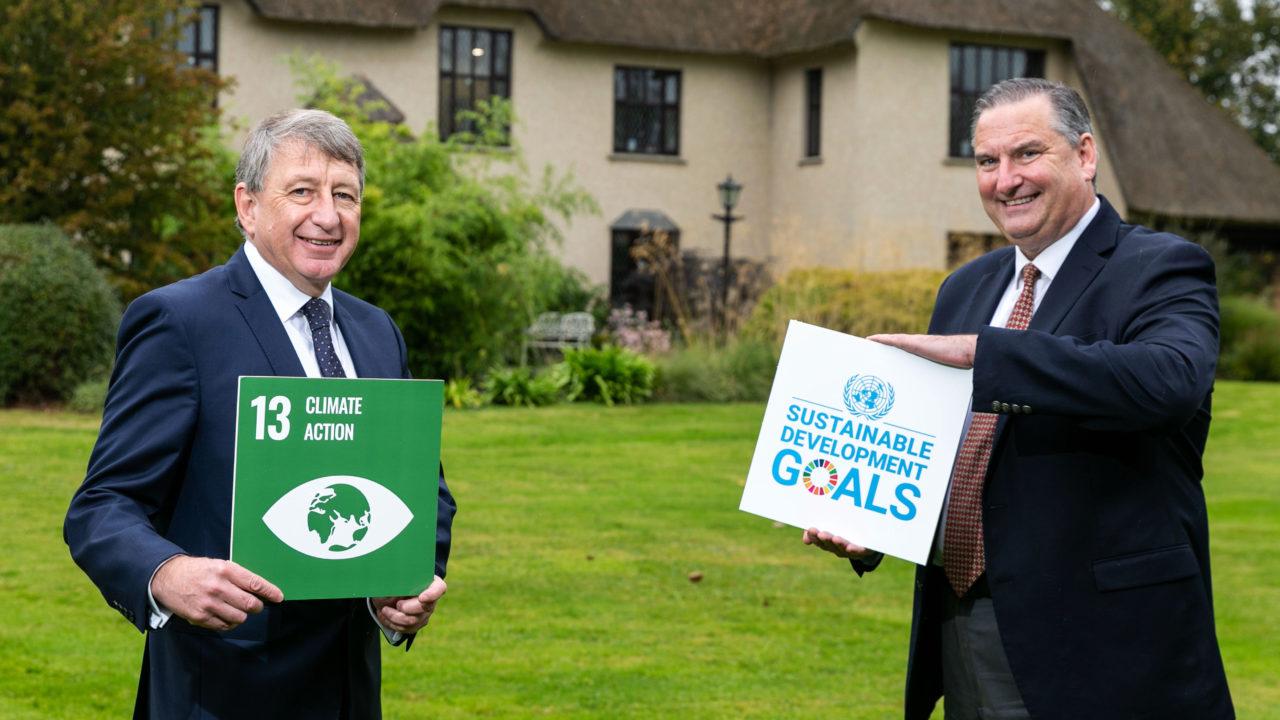 Kepak Athleague pilot project aims for 90% emissions cut