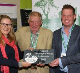 Kildare tillage farmers win Farming for Nature Award