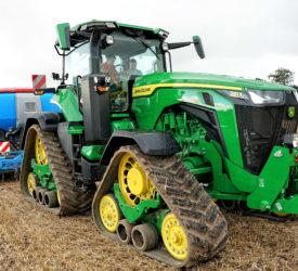 September drop in tractor  sales – FTMTA
