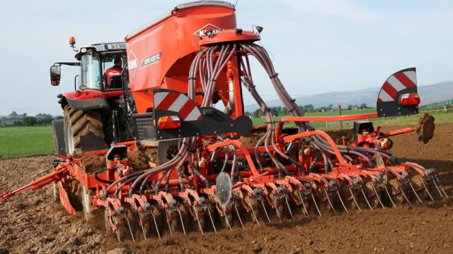 Watch: Kuhn brings the Espro drill to Ireland