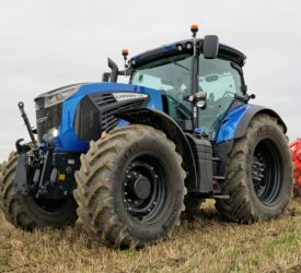 Machinery Focus: Video – latest Landini bids to compete with the big boys