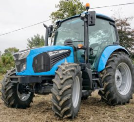 Landini launches new look Series 5 tractor range for smaller farms