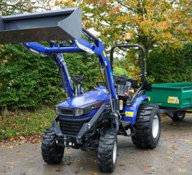 India comes calling with Farmtrac tractors