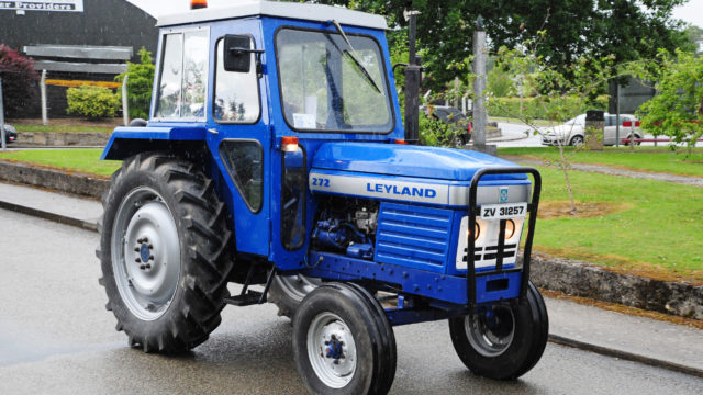 Machinery Focus: Whatever happened to Leyland tractors?