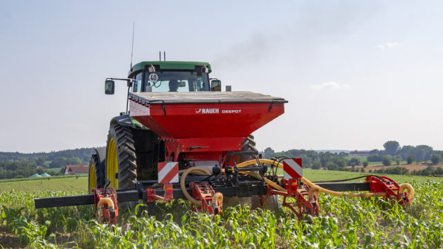 Deep thinking from Rauch with latest machine