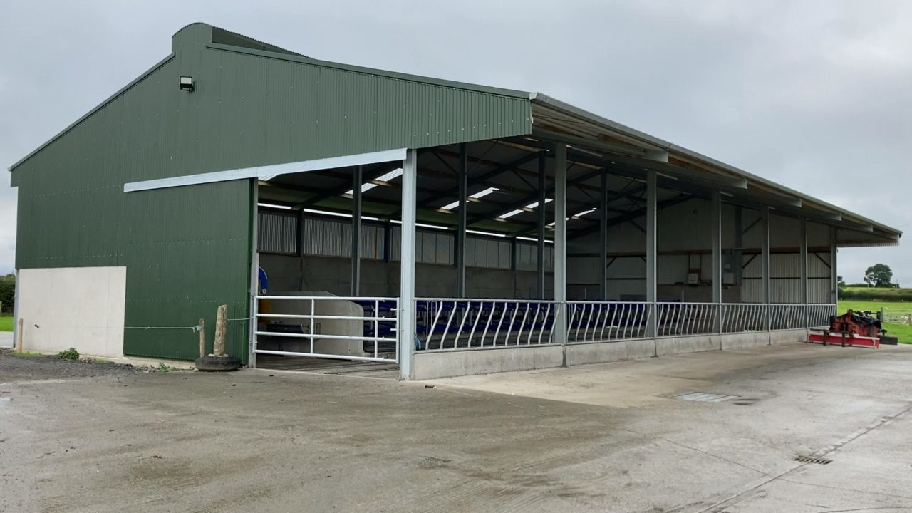 Buildings Focus: A 63-cubicle shed with room left for a parlour in Kilkenny