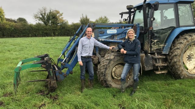 Beef Focus: Green Party duo's Offaly beef and sheep farm