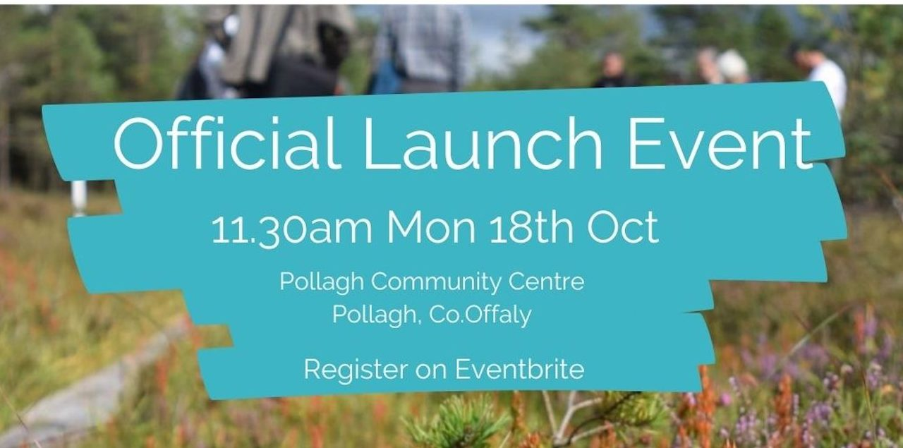 'Connecting communities with peatlands' launch