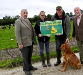 100th animal sold in Hooves 4 Hospice project