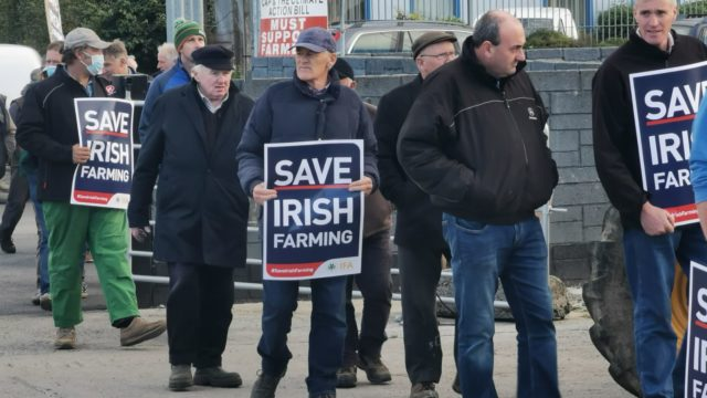 IFA CAP protest: 'This is the single biggest threat to our livelihoods'